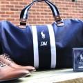 Celebrate with the New Ralph Lauren Polo Blue Eau De Parfum - Ralph Lauren Weekend Bag