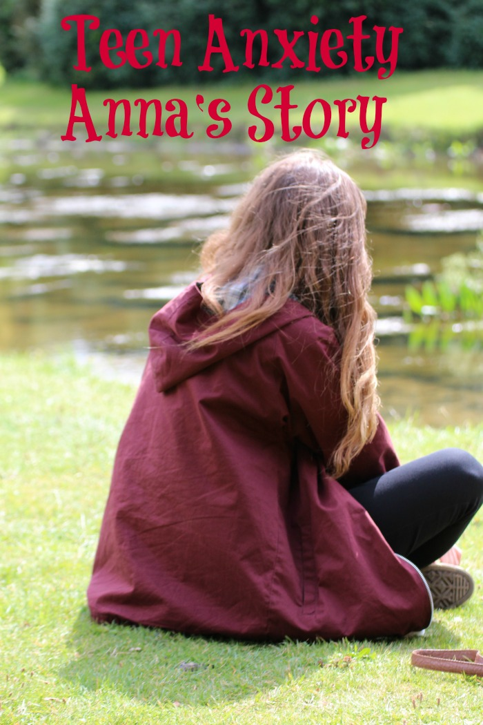 Coping With Teen Anxiety - Anna's Story