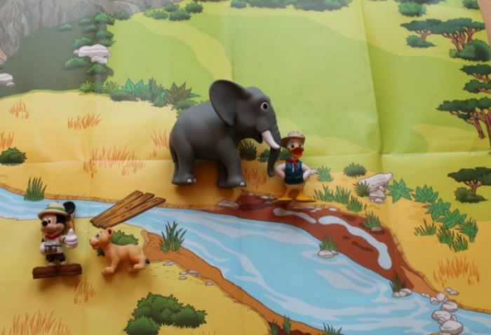 Eaglemoss Disney Animal World Play-Along Library Review - Issue 1 & 2