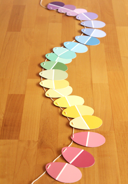 Easter Crafts Easter Garland