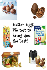 Easter Eggs – We test to bring you the best!