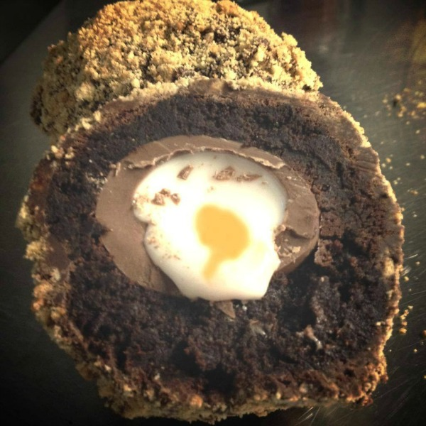 Easter Eggs - We test to bring you the best! -Brownie Scotch Cream Eggs