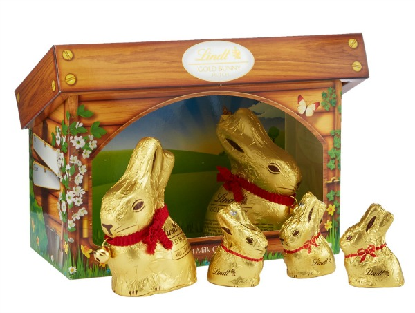 Easter Eggs - We test to bring you the best! - Lindt Gold Bunny Hutch