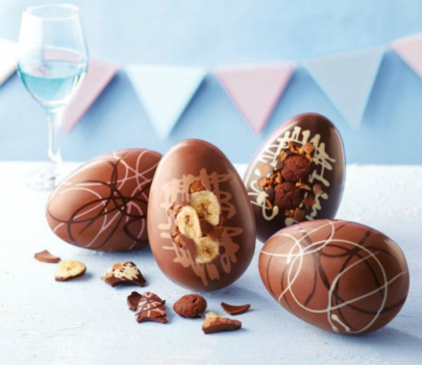 Easter Eggs - We test to bring you the best! - Moser Roth Premium Easter Egg Banoffee Pie Easter Egg