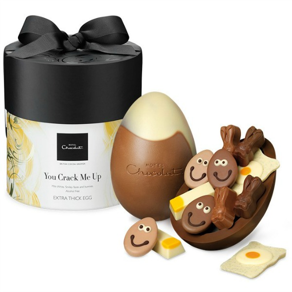 Easter Eggs - We test to bring you the best! - You Crack Me Up Extra Thick Easter Egg