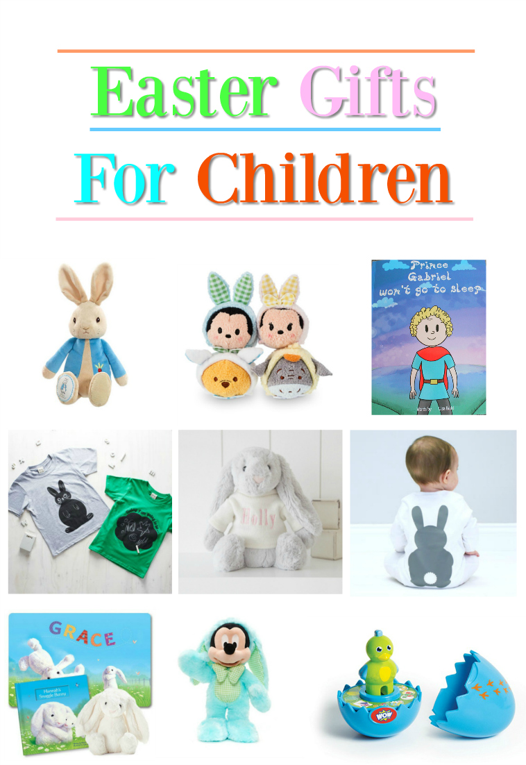 Easter Gifts for Children