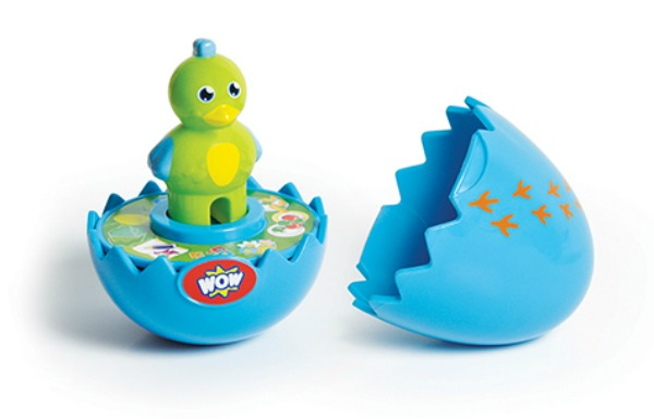 Eggciting Easter Gifts for Children‎ - My Chirpy Chick & My Dinky Dino eggs
