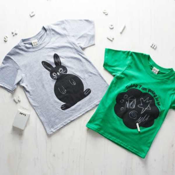 Eggciting Easter Gifts for Children‎ - chalk-and-tees-t-shirt