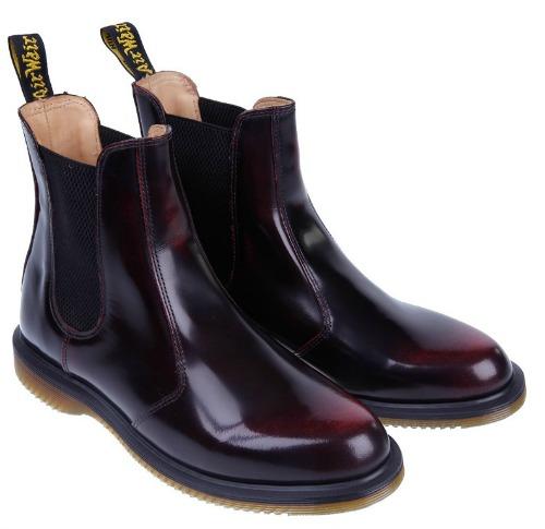 FOOTWEAR INSPIRATION Dr. Martens Kensington Flora Boots