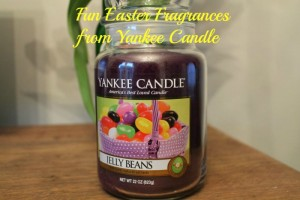 Fun Easter Fragrances from Yankee Candle
