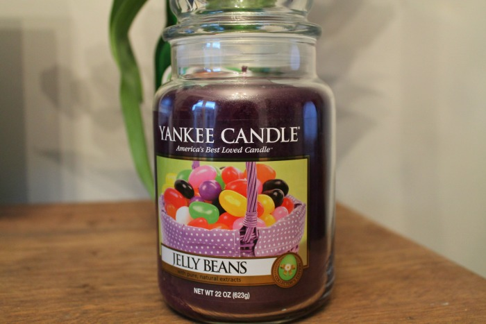 Fun Easter Fragrances from Yankee Candle - Limited Edition Jelly Beans