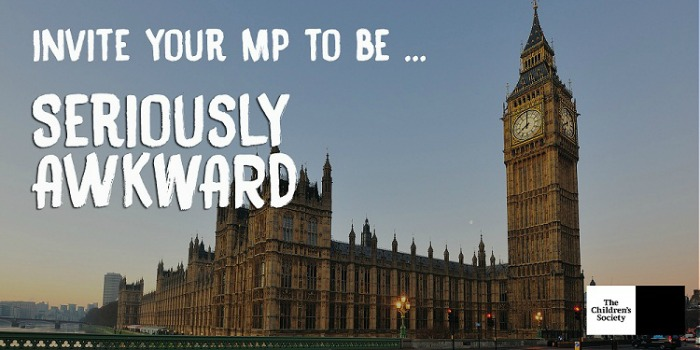 How you can help fight Child Exploitation In Young Adults - MP #seriouslyawkward