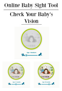 Revolutionary Baby Sight Tool by Vision Direct