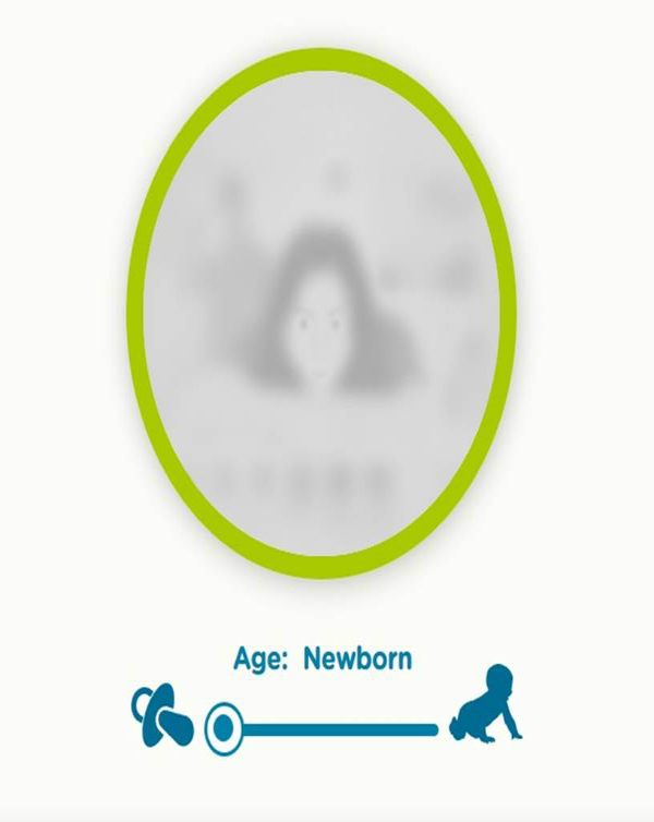 Revolutionary Baby Sight Tool by Vision Direct - Eyesight at newborn
