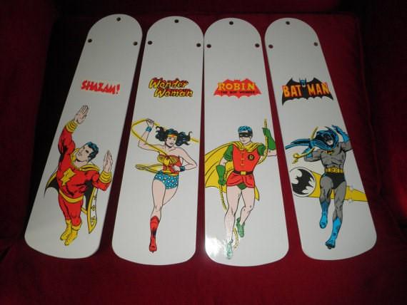 SuperHero-Fan-Blades
