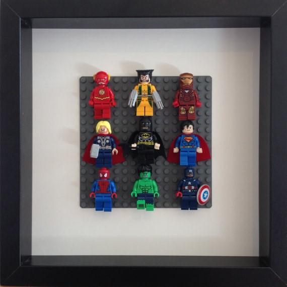 SuperHero-Lego-Frame-Boxes