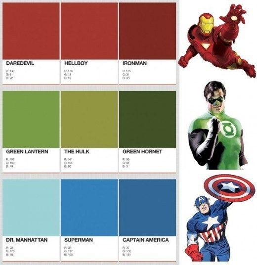 SuperHero-Paint-Shades