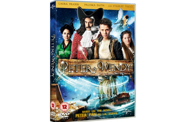 Win a copy of Peter and Wendy on DVD