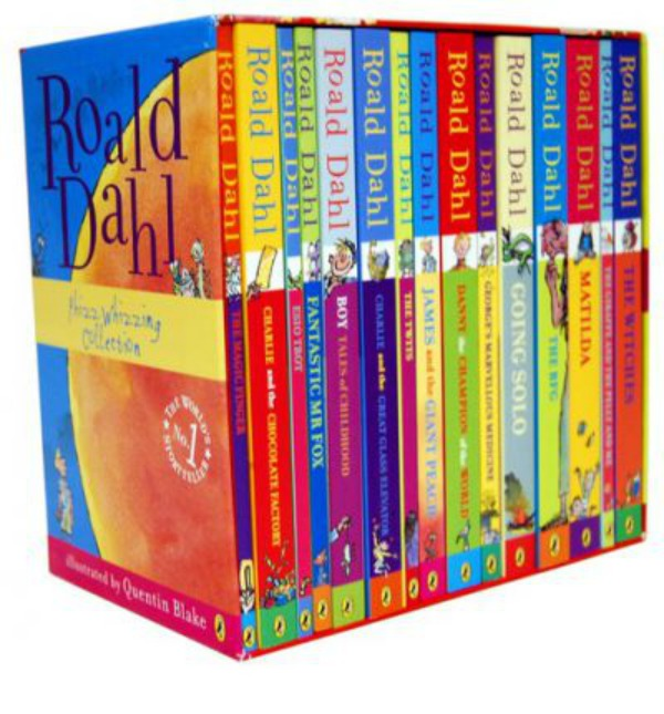 Win a fantastic Roald Dahl Box set
