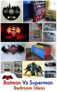 Unique Batman Vs Superman Bedroom Ideas