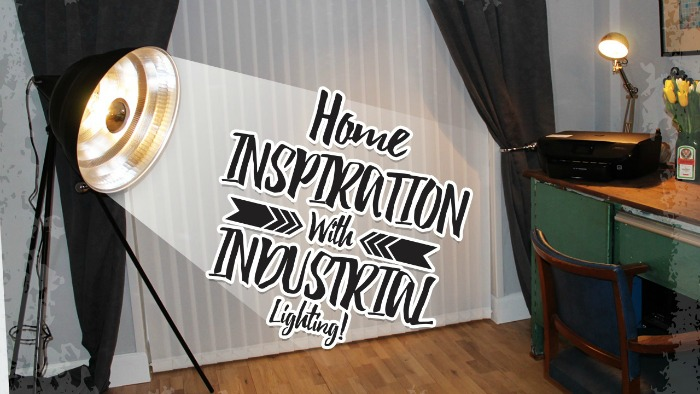 Home Inspiration with Industrial Lighting