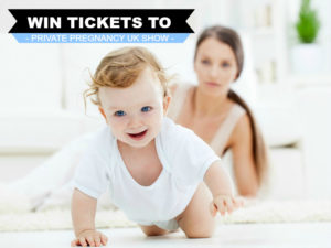 Win tickets to the Private Pregnancy UK Show