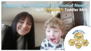 Support your Toddlers Nutritional Needs with SMA® PRO Toddler Milk