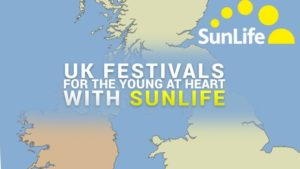 UK Festivals for the young at heart