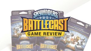 SKYLANDERS BATTLECAST GAME REVIEW
