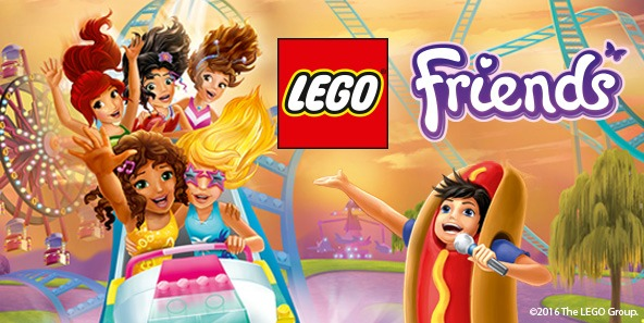 The LEGO® Friends Amusement Park Tour is coming to Leeds