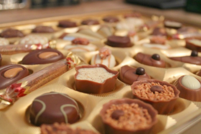 Indulge with Lindt Swiss Luxury Selection - chocolate selection 2