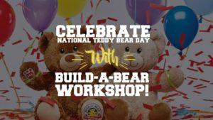 Our Favourite Build-A-Bear Workshop Memories