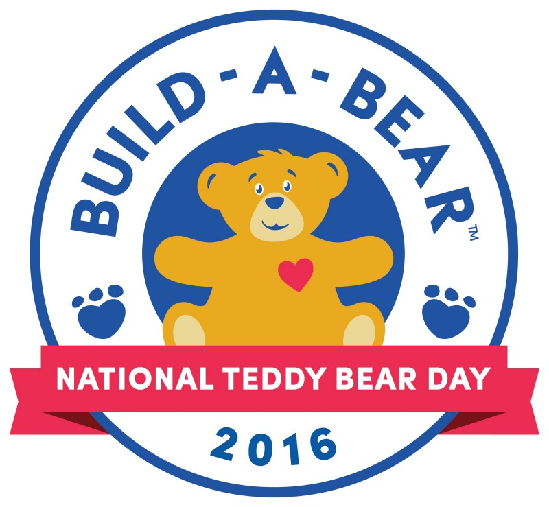 Our Favourite Build-A-Bear Workshop memories - National Teddy Bear Day