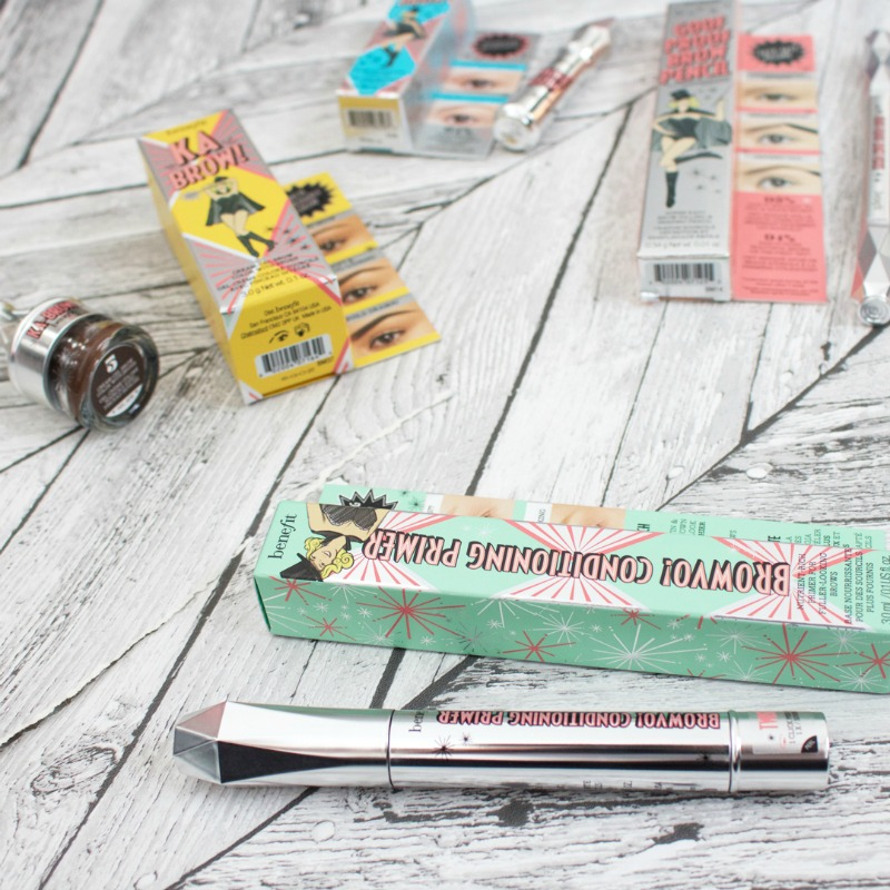 Benefit Brow Collection Review #BenefitBrows - Benefit blog2