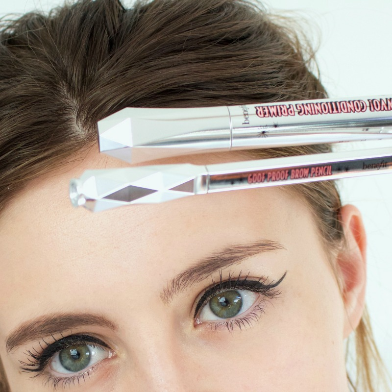 Benefit Brow Collection Review #BenefitBrows - Brow pencil