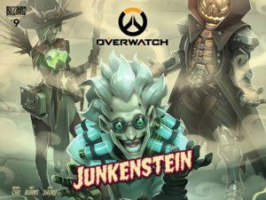 Overwatch Halloween Junkenstein Event