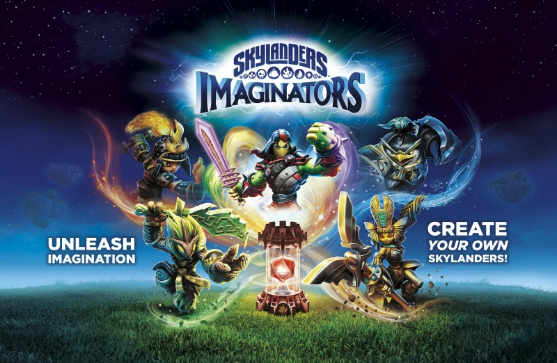 Top 10 Skylanders Imaginator's Character's I'm excited for