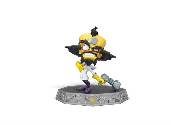 Top 10 Skylanders Imaginators Character's I'm excited for- Dr Neo Cortex