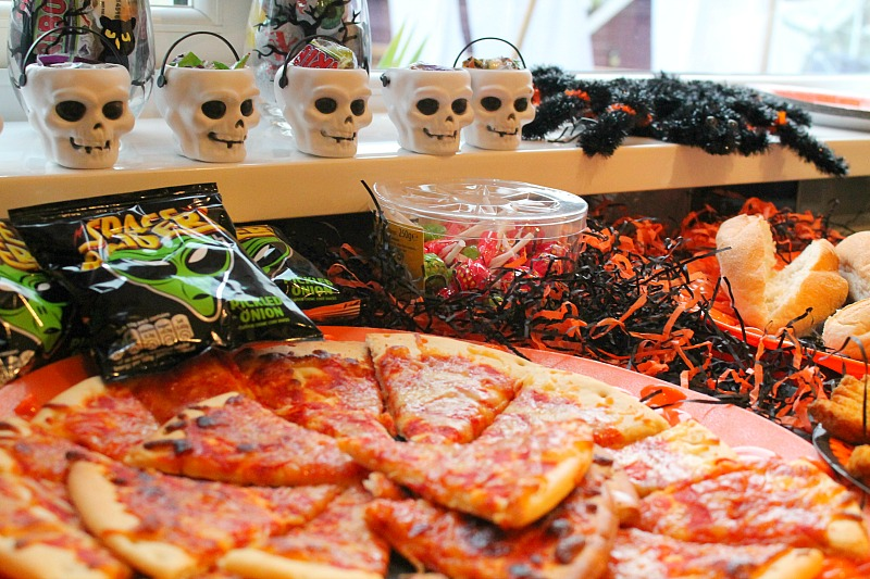 Celebrate with Party ranges from Poundworld - Halloween food 2