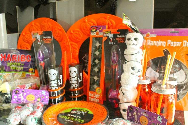 Celebrate with Party ranges from Poundworld - decorations