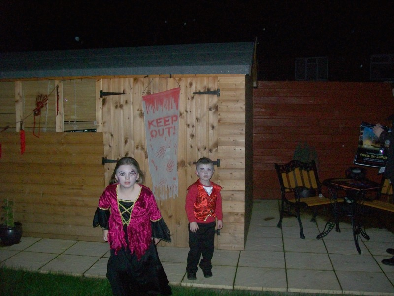 Celebrate with Party ranges from Poundworld - keep out signs