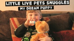 Review –  Little Live Pets Snuggles – My Dream Puppy