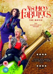 Absolutely Fabulous The Movie – Must Own DVD This Christmas