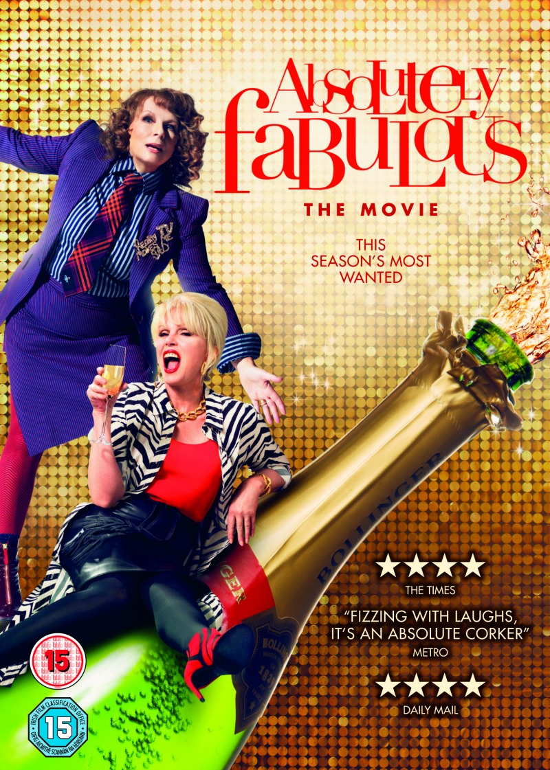 Absolutely Fabulous The Movie - Must Own Movie This Christmas
