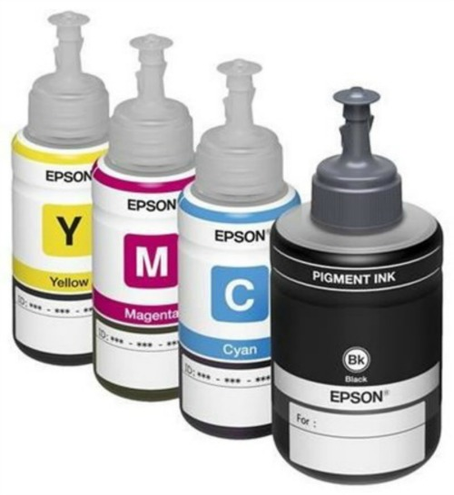 Review of The Epson EcoTank ET-3600 & Giveaway - Ink Refills