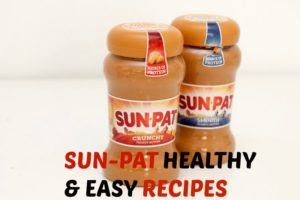 Sun-Pat healthy & Easy Recipes