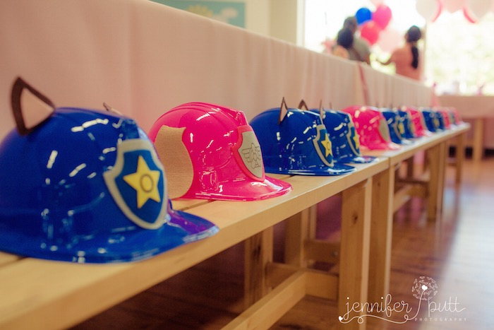 21 Paw Patrol Birthday Party Ideas - Paw Patrol Hats