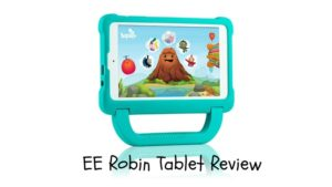 EE Robin Tablet – For little hands and young minds