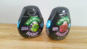 RESULTS – ROBINSONS #GETSQUASHD NUTRITION AND HYDRATION WEEK CHALLENGE