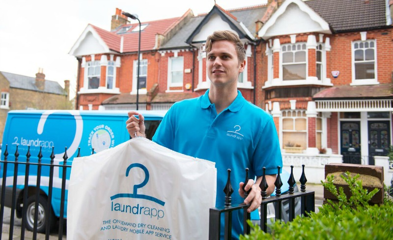 Laundrapp Offer, the on-demand, on-your-doorstep, laundry and dry cleaning service 4